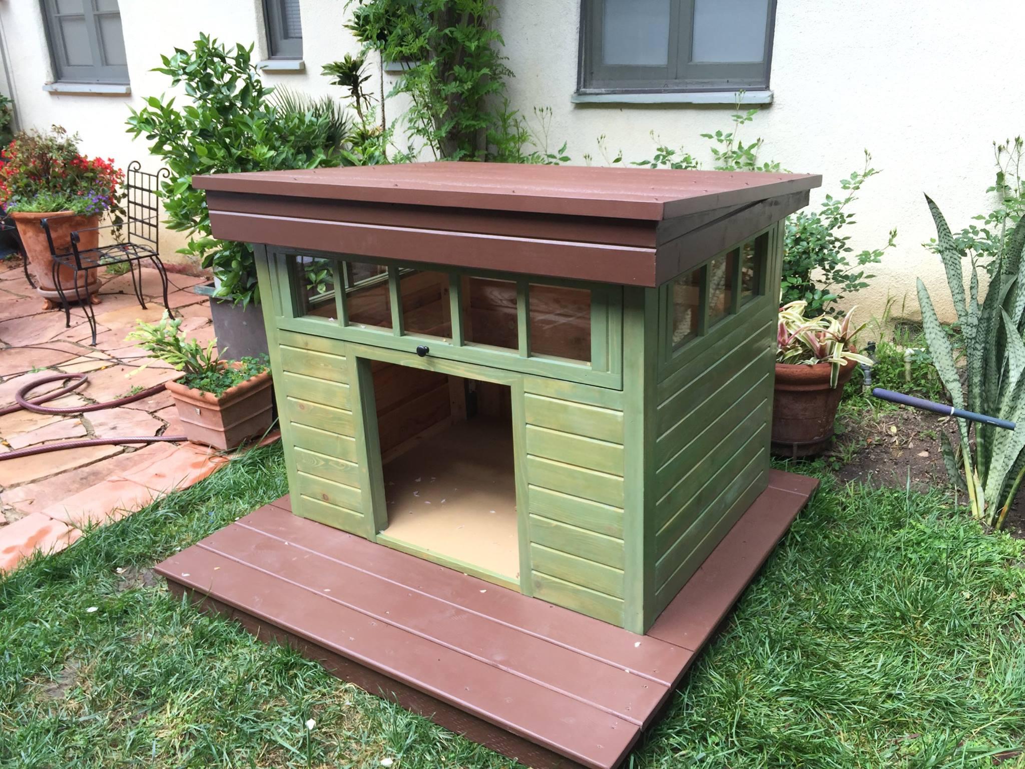 Photos Bow Wow Dog Houses
