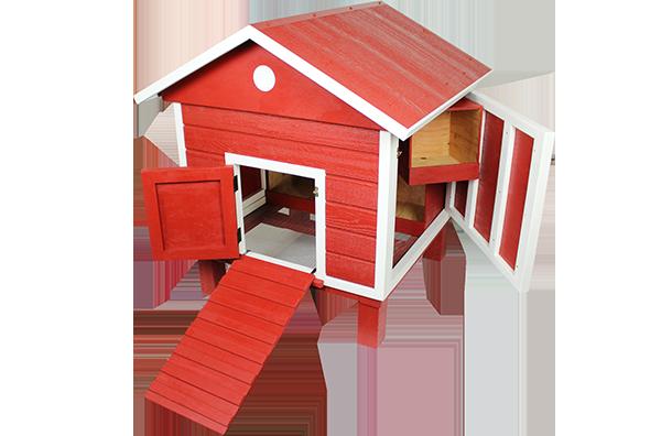 Free Range Chicken House