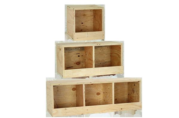 Hen Boxes